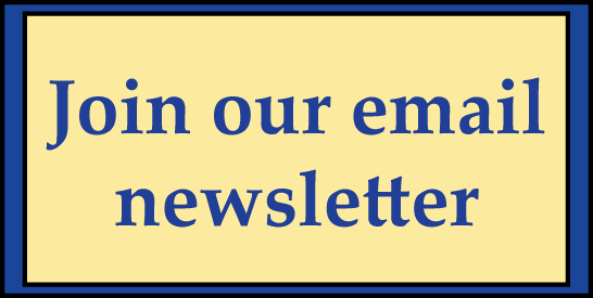 sign up for newsletter